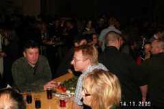 Ehemaligen-Treffen November 2009