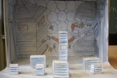 Klasse 5a (2011/2012) - Wunschort im Schuhkarton