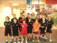 Tischtennis Stadtmeisterschaft 2012