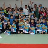 Judo: Marc Odenthal besucht das Lessing-Gymnasium