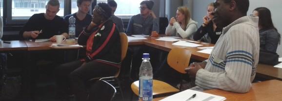 Q2 Englischkurs im Schülerlabor der Ruhr-Universität Bochum