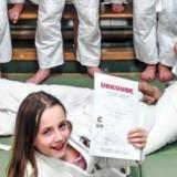 Judo-AG: Alle erfolgreich bei Kyu-Prüfung