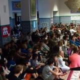 Schüler machen auf Flüchtlingsschicksale aufmerksam
