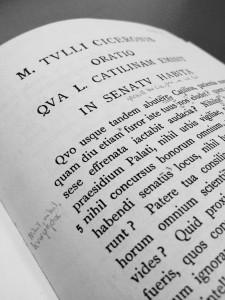 Ausgabenseite Cicero
