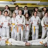 Judo: Kyu-Prüfung bestanden!