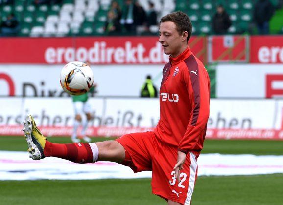 Ein Talent vom Lessing: Robin Bormuth unterschreibt Profivertrag bei Fortuna Düsseldorf!