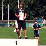 Aidan Warnt gewinnt zweimal Gold bei den U16- Nordrheinmeisterschaften!