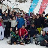 Sportliche Grüße aus den Bergen