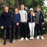 Golf: Überraschender Einzug ins Landesfinale