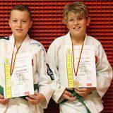 Judo: Emil und Julian (beide 5c) gewinnen Bezirksturnier U13 in Oberhausen