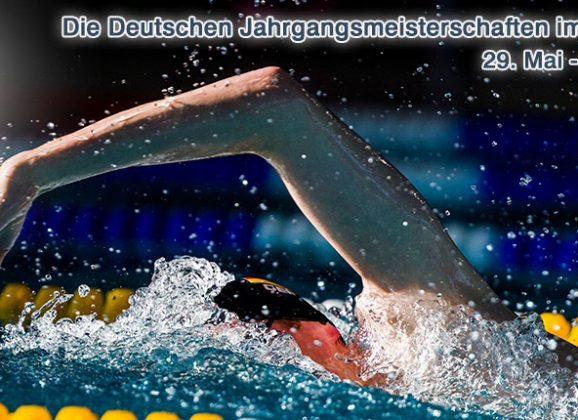 Schwimmen: Lessing-Geschwister bei der DJM in Berlin
