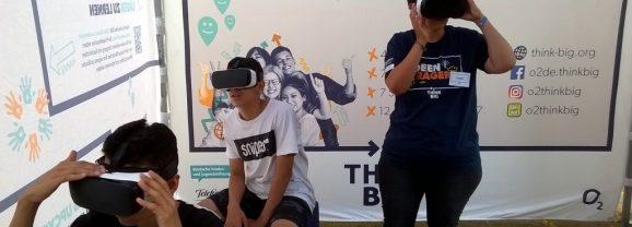 Think-Big-Tour: Wie kleine Erlebnisse Menschen zusammenbringen