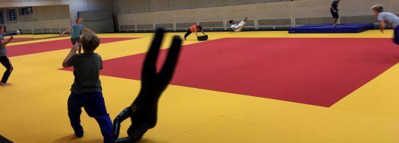 Ein Blick hinter die Kulissen- das Judofrühtraining des JC 71 für die Jahrgangsstufen 6/7