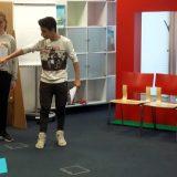 Was Jugendliche wählen würden – 8 B besucht Politikseminar