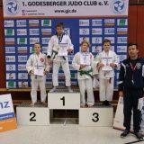 Lessing-Schüler holen Medaillen bei den Judo Nordrheineinzelmeisterschaft der U13