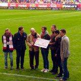Helmut-Pöstges-Charity-Turnier: Lessing-Gymnasium und der gute Zweck als Sieger