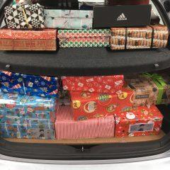 Weihnachtspäckchenaktion der SV – jetzt mitmachen!