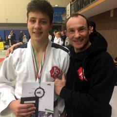Judo: NRW-Sportschüler qualifiziert sich für die Deutsche Meisterschaft im Judo