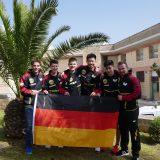 Lessing-Team auf dem Weg zur Verteidigung des Weltmeistertitels in Malta