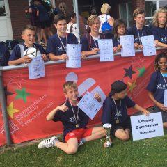 Lessing Fußballer gewinnen die Landesmeisterschaft NRW