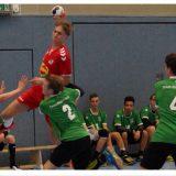 Handballer vom Lessing schlagen sich wacker beim Westfalenturnier