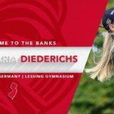 Vom Lessing ins College Team: Anna-Maria Diederichs erhält Stipendium für die Rutgers Universität (USA)