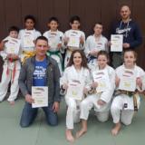 Achtungserfolg bei den Bezirksschulsportmeisterschaft Judo