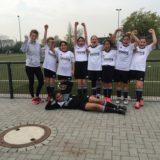 Lessing-Fußballerinnen und –Fußballer werden Stadtmeister Düsseldorf