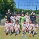 Lessing Fußballer gewinnen Bezirksmeisterschaft Düsseldorfs