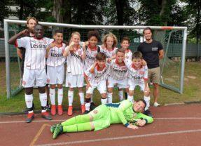 Landesmeistertitel im Fußball verteidigt!!!