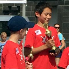 Yoshiya Laleike gewinnt Radschlägerturnier