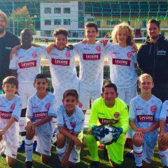 Lessing Fußballer werden viertbeste Mannschaft Deutschlands