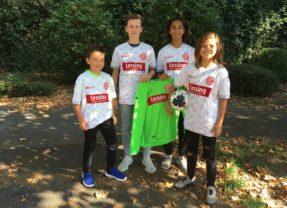 Ein großes Dankeschön an Fortuna Düsseldorf und den Förderverein