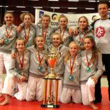 Lessing Lehrer führt Judo Mannschaft zum Deutschen Meistertitel