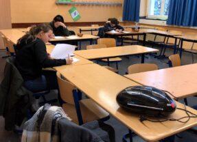 SV legt Hygiene-Konzept vor: Selbstlernzentrum wieder offen