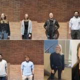 Wir begrüßen unsere acht neuen Referendarinnen und Referendare