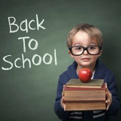 Schulstart nach den Sommerferien